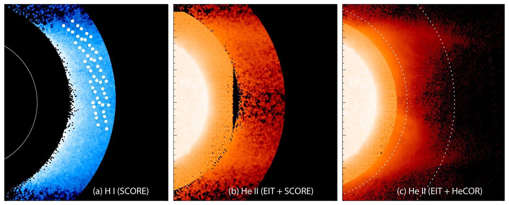 NASA sounding rocket discovered helium structures in the solar corona - Tech Explorist