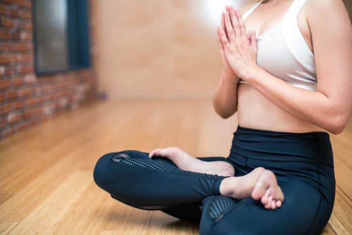Yoga is associated with improved symptoms in heart patients
