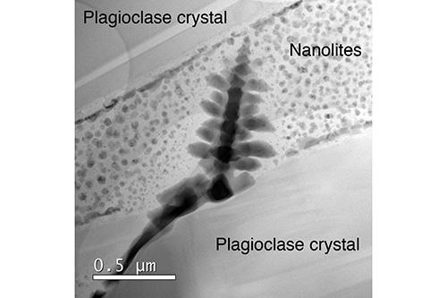 Nanolite snow