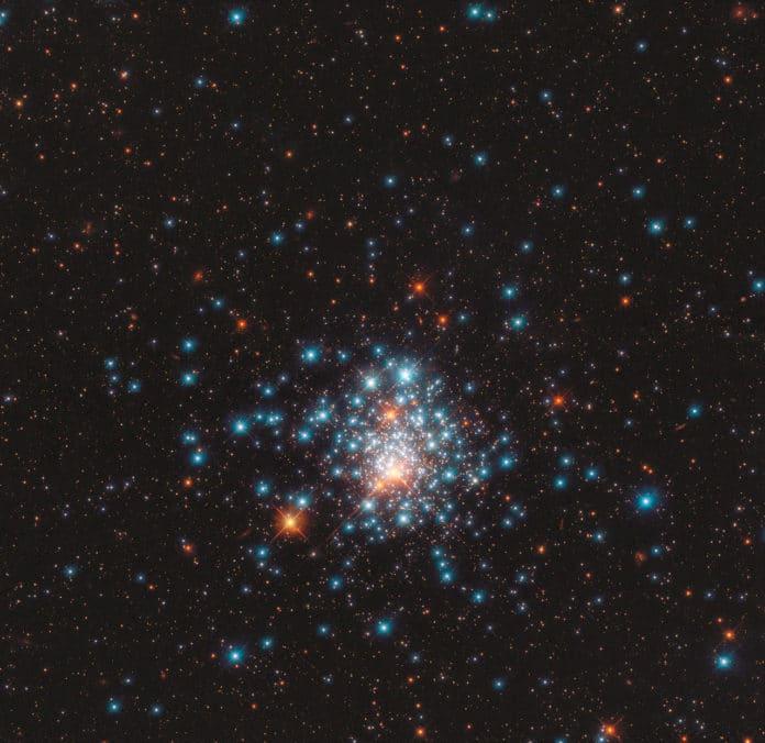 Globular cluster NGC 1805