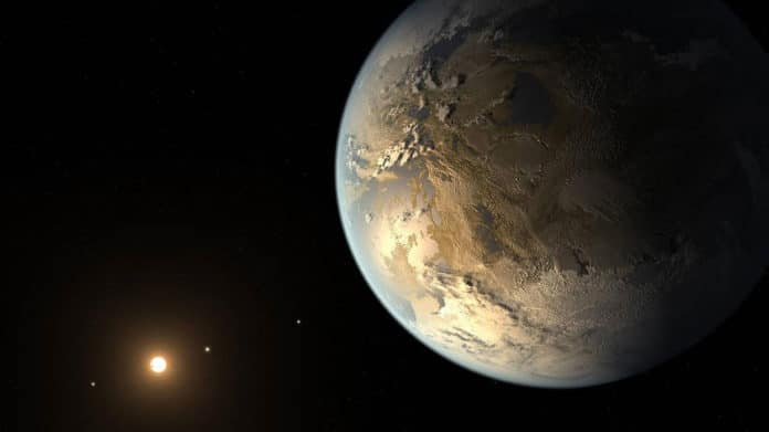 There could be almost 300 million potentially habitable planets in our galaxy