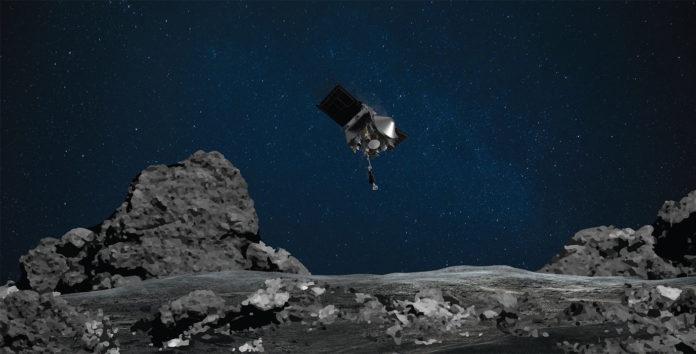 OSIRIS-REx mission
