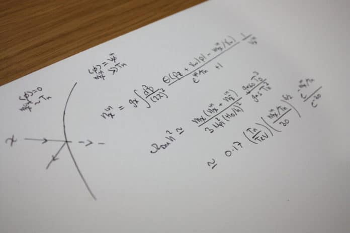 While portions of the work were completed by hand, made possible by a series of simplifying approximations, the results for the study were validated by sophisticated computational calculations