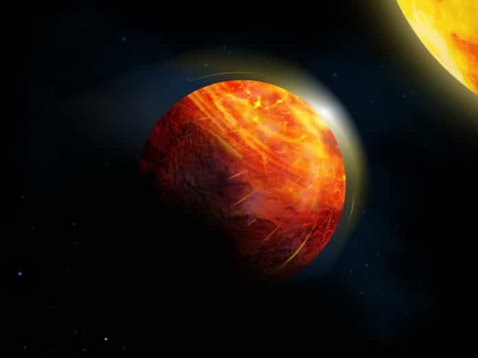 Newly discovered lava planet has supersonic winds, rocky rains