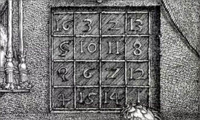 Physicists introduced the notion of the quantum magic square