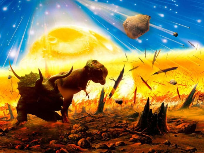 Mass extinctions of land-dwelling animals follow a 27-million-year cycle