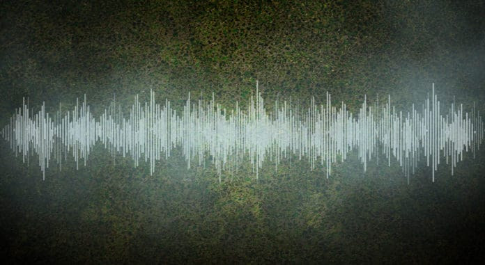 "Scientists have captured the sound of a ""perfect fluid,"" which flows with the smallest amount of friction allowed by the laws of quantum mechanics."