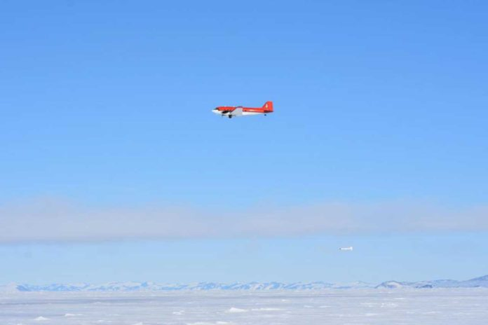 Understanding sea ice processes in a region of Antarctica