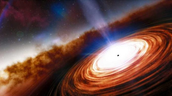 Astronomers discovered the most distant quasar to date