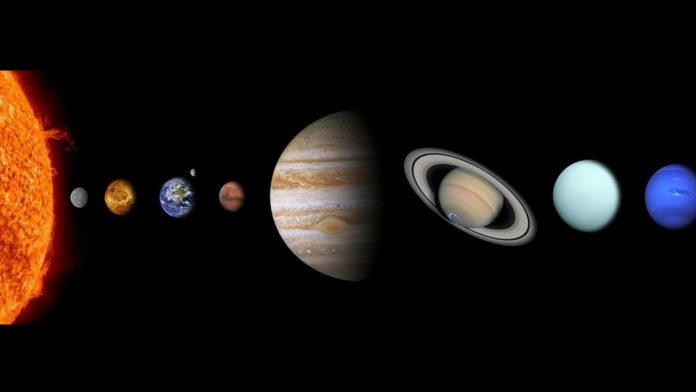 Water may be present during the very formation of a planet