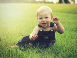 Infants pay attention with their frontal cortex of the brain