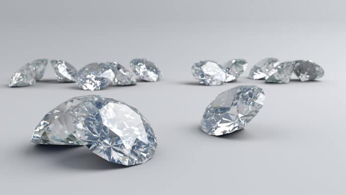 Human-made hexagonal diamonds are stiffer than the common cubic diamonds