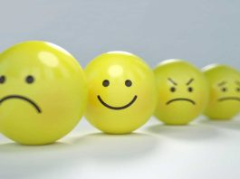 We produce happy and angry expressions more rapidly than sad expressions