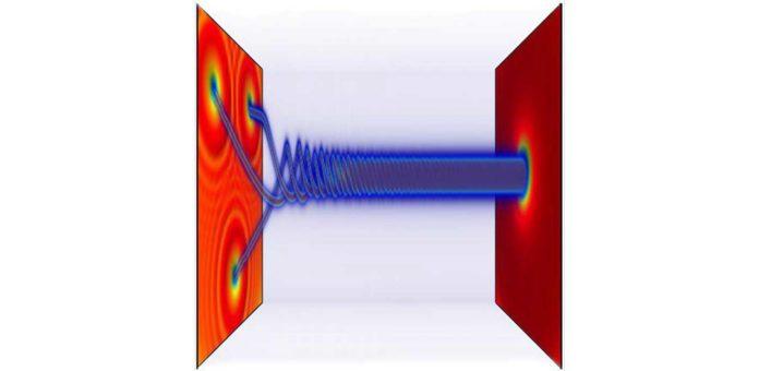 Generating giant vortices in quantum fluids of light