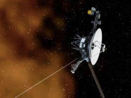 Voyager 1 craft
