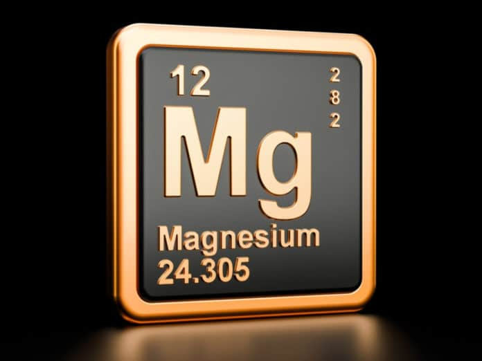 Scientists discovered magnesium in the elemental zero-oxidation state