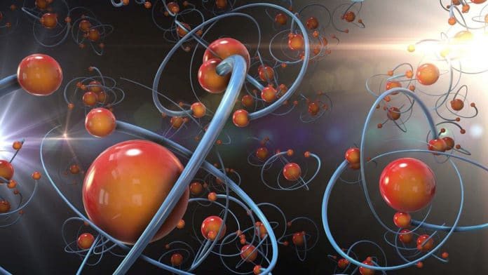 """A new, highly accurate measurement of the thickness of the neutron """"skin"""""""