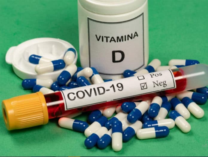 Raising vitamin D levels through supplementation may not improve COVID-19 outcomes