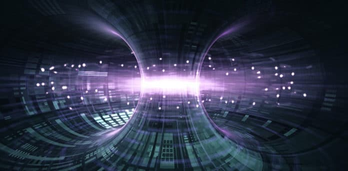 Image showing nuclear fusion