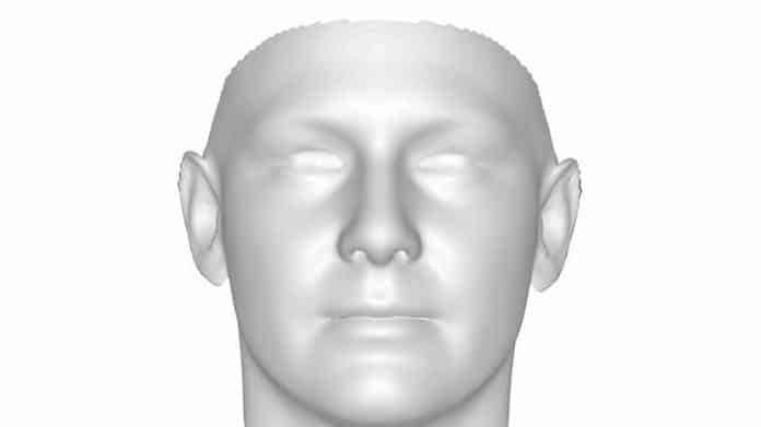3D face scans were produced for participants before analysis
