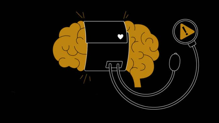 Optimal blood pressure helps our brains stay younger