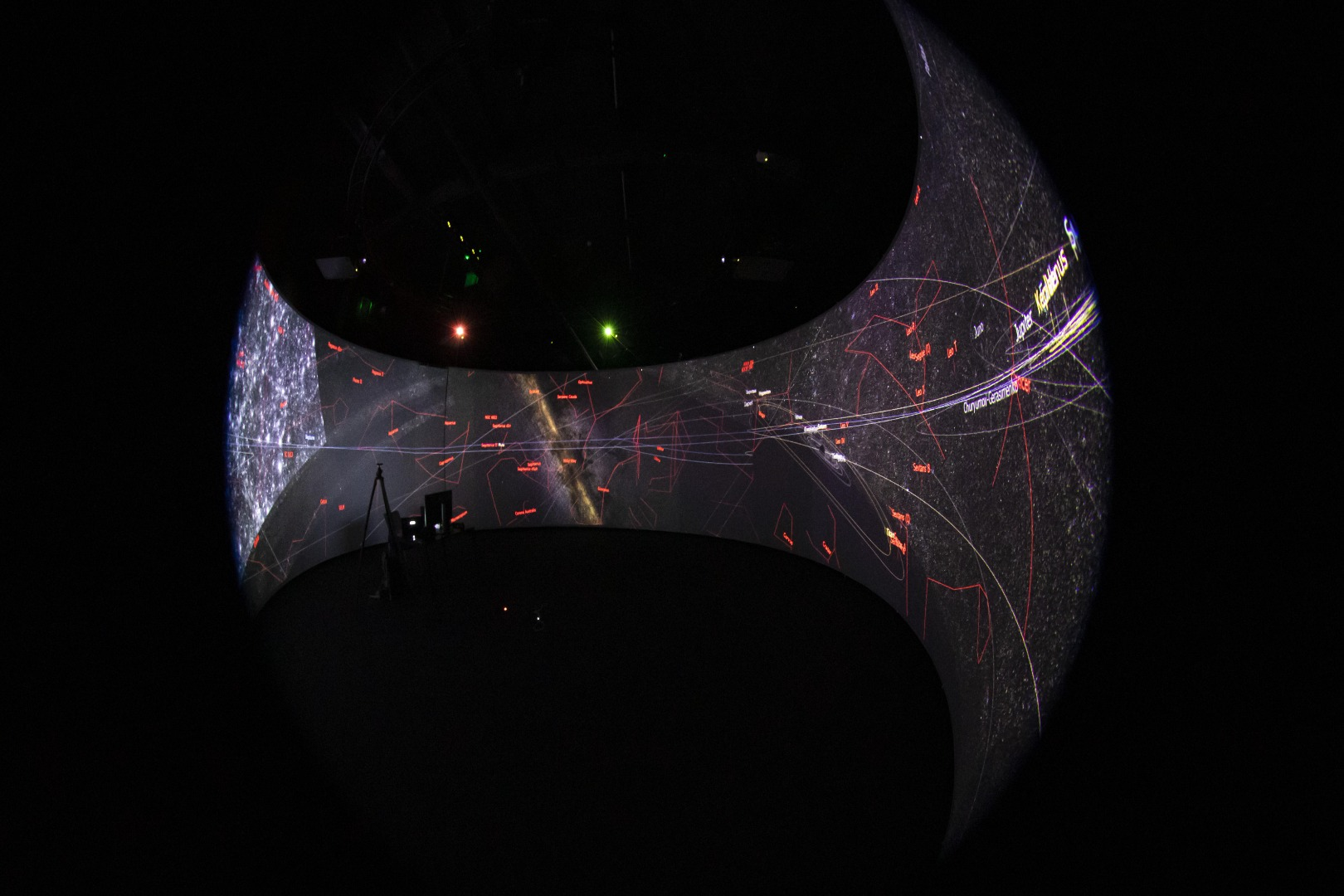 EPFL's Virtual Space Tour